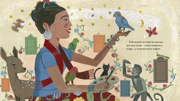 Los diez libros infantiles mejor ilustrados del año, según The New York Times