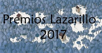 Premios Lazarillo 2017