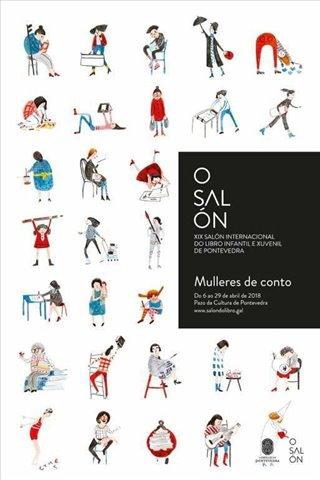Salón del libro de Pontevedra 6-29 abril 2018