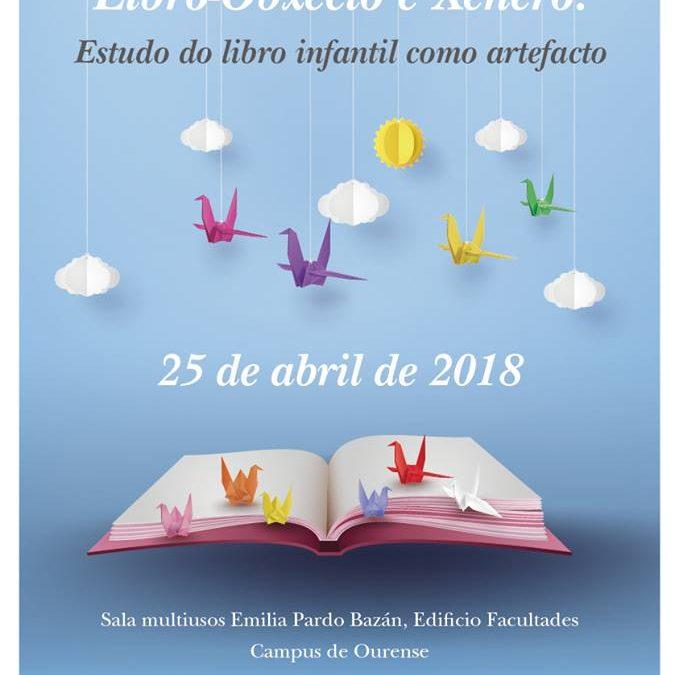 Seminario Internacional Libro-Obxeto y Género. 25 abril 2018