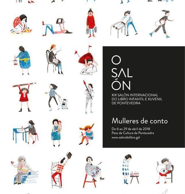 I CONGRESO INTERNACIONAL DE MEDIACIÓN LECTORA: Mulleres de conto. 19-21 abril 2018