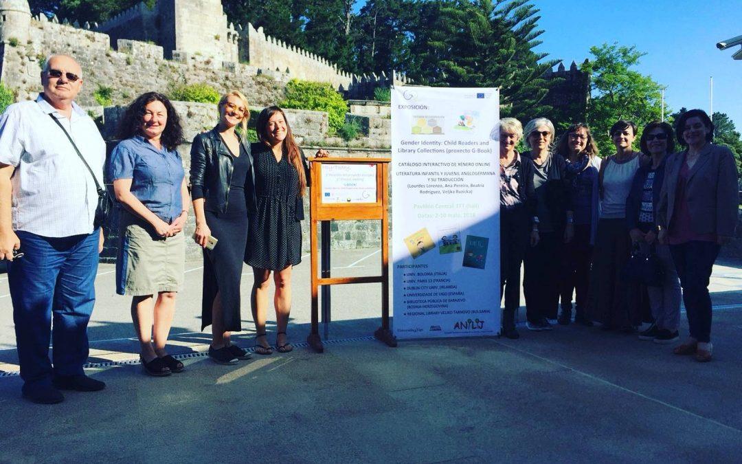 Filólogas de la Universidad de Vigo participan en la creación de la primera bibliografía europea de libros infantiles libres de estereotipos