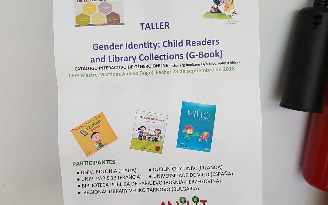 Taller estereotipos de género