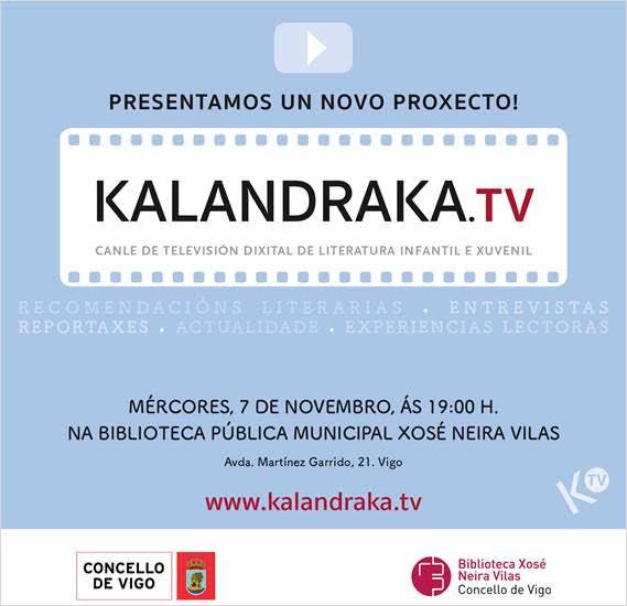 Kalandraka Television