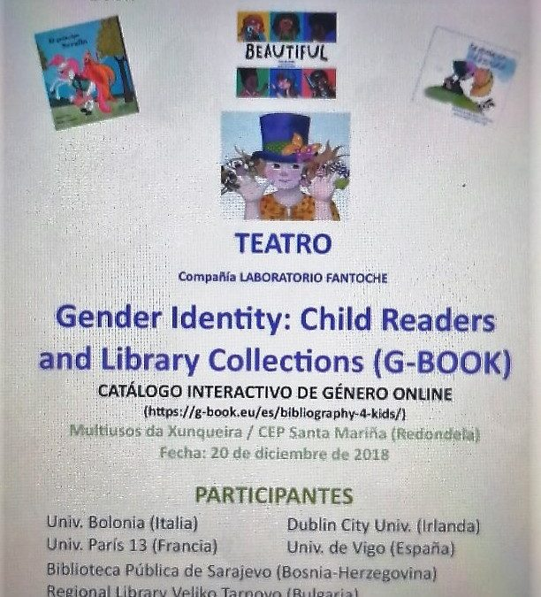 G Book Project: Actividad teatral en Redondela (Pontevedra)