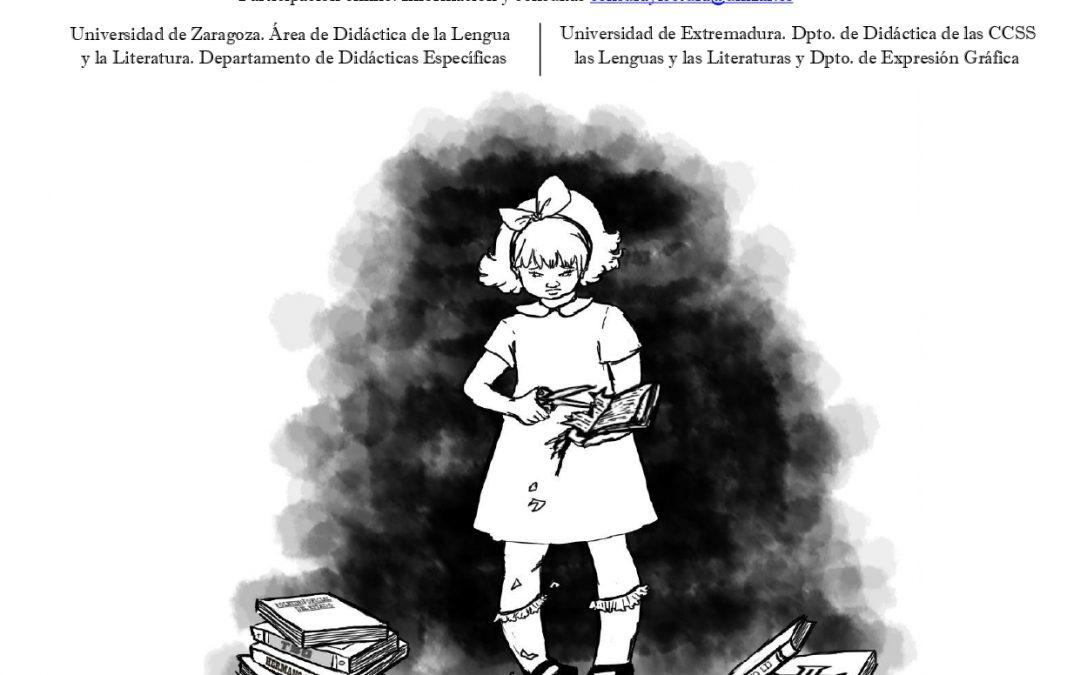 I CONGRESO INTERNACIONAL HÁBITOS DE LECTURA Y TEMAS FRACTURADOS EN LA LITERATURA INFANTIL Y JUVENIL